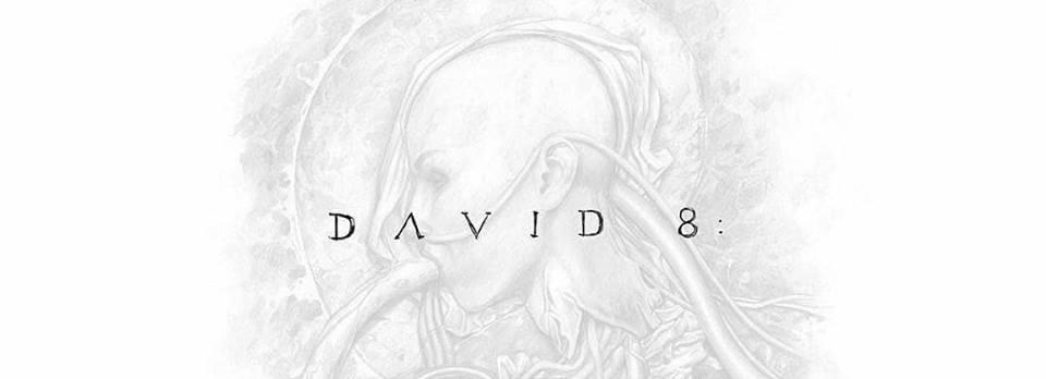 """Matt Hatton e Dane Hallett annunciano il libro """"Alien: Covenant – David's Drawings"""""""