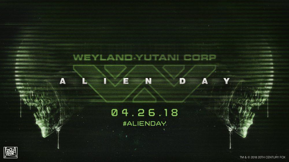 Alien Day 2018: le iniziative (in aggiornamento)
