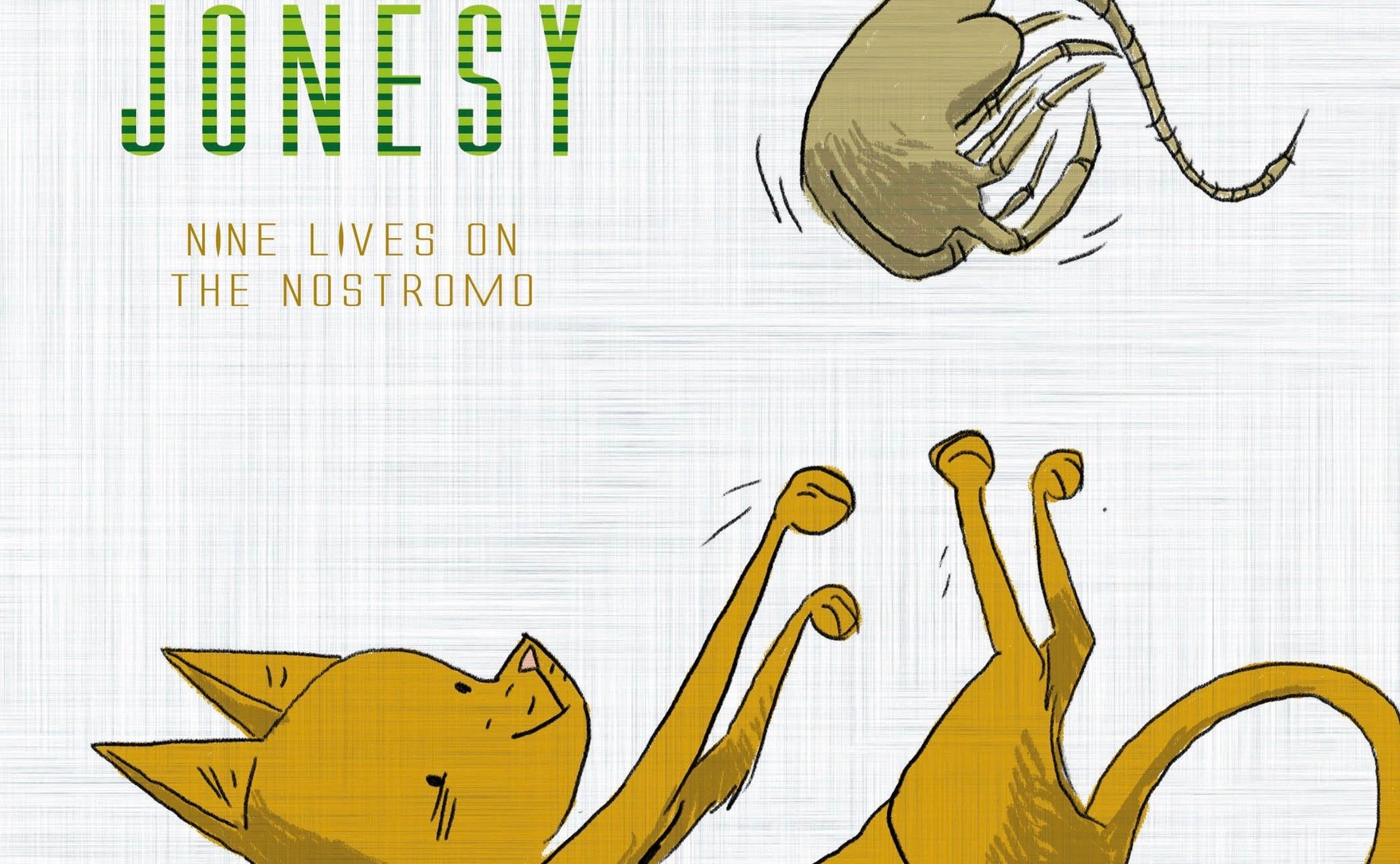 "La Titan Books annuncia ""Jonesy: Nine Lives on the Nostromo"""