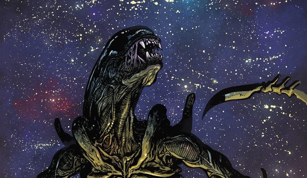 Dark Horse Comics: La nuova serie a fumetti sarà basata sullo script rigettato di William Gibson per Alien 3