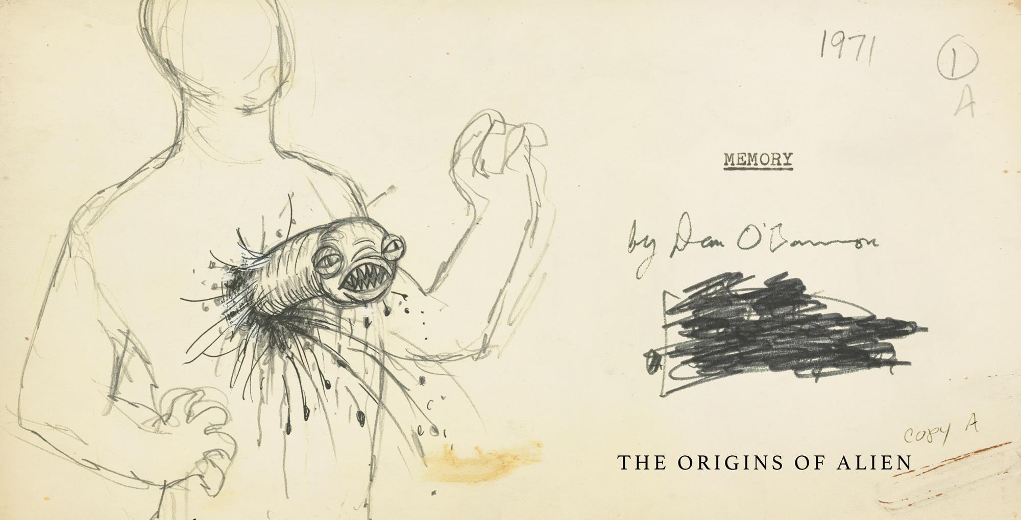 "Alien: in arrivo il documentario ""Memory: The Origins of Alien"""