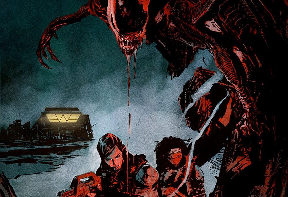 """Dark Horse Comics: annunciata la nuova miniserie """"Aliens: Resistance"""""""