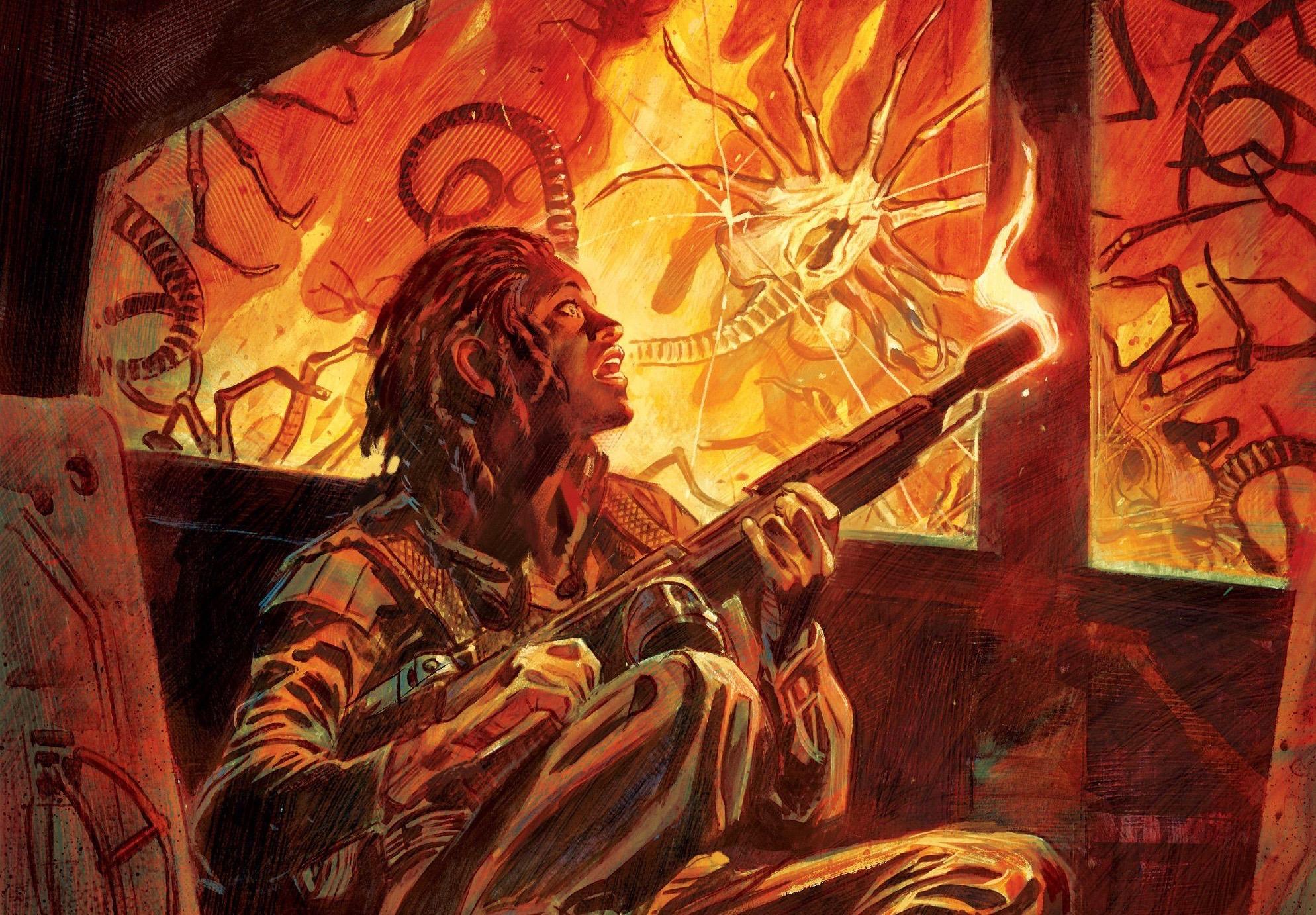 """Titan Books: annunciato il romanzo """"Alien: Prototype"""" con protagonista Zula Hendricks"""