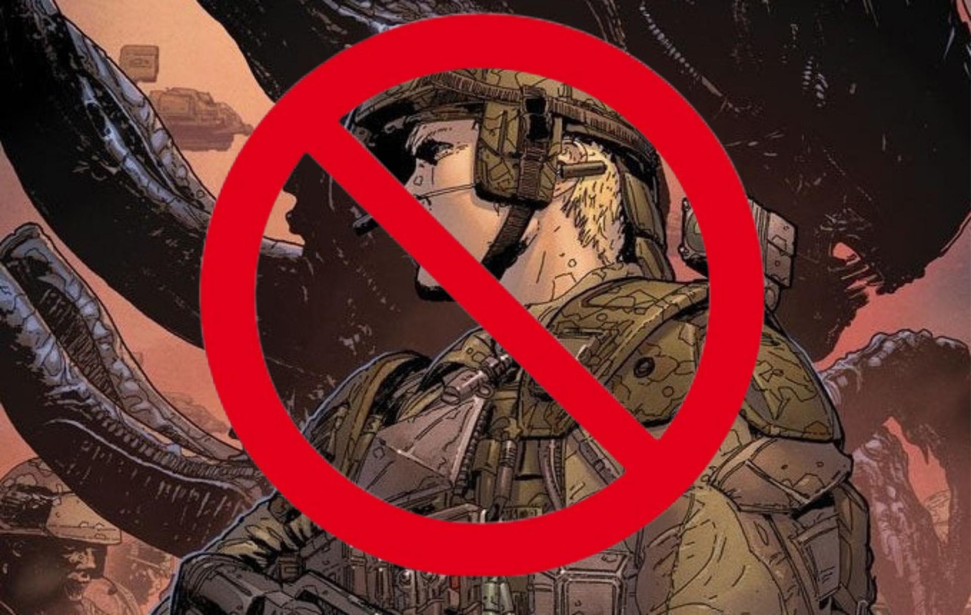 """La Dark Horse Comics chiude i rapporti con Brian Wood e cancella la serie """"Aliens: Colonial Marines – Rising Threat"""" a seguito di accuse mosse contro l'autore"""