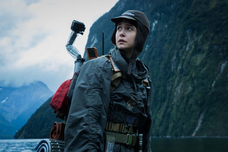 Katherine Waterston ribadisce di voler tornare in un nuovo film di Alien con Ridley Scott